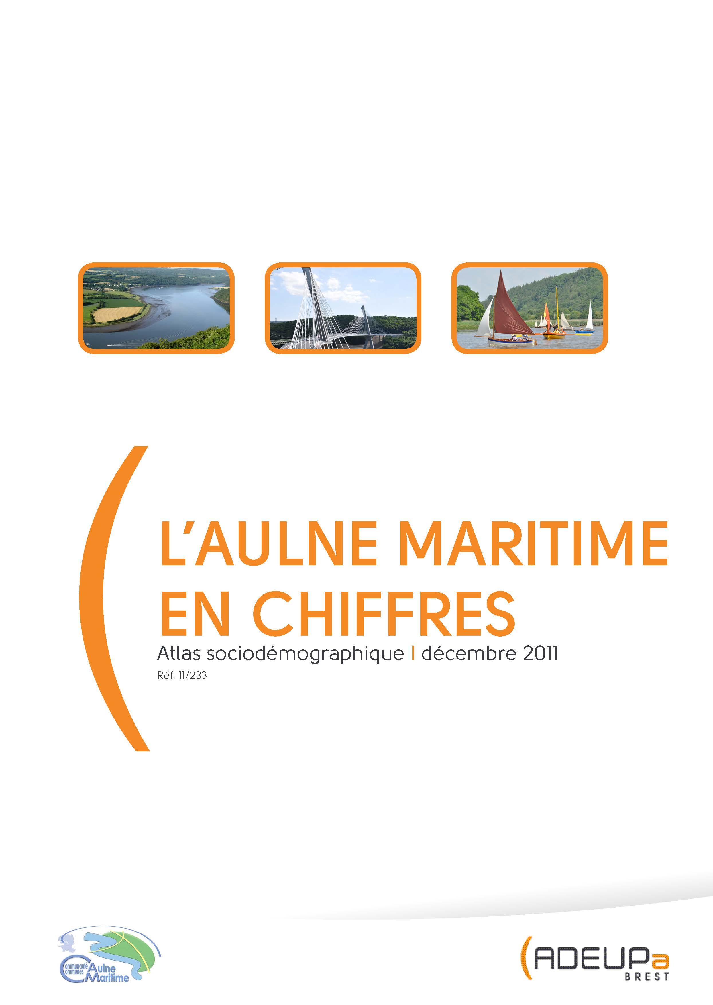 L'Aulne Maritime en chiffres – Atlas sociodémographique