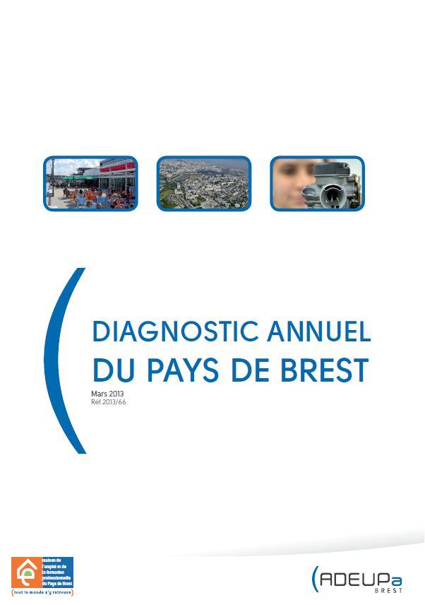 Diagnostic annuel du pays de Brest