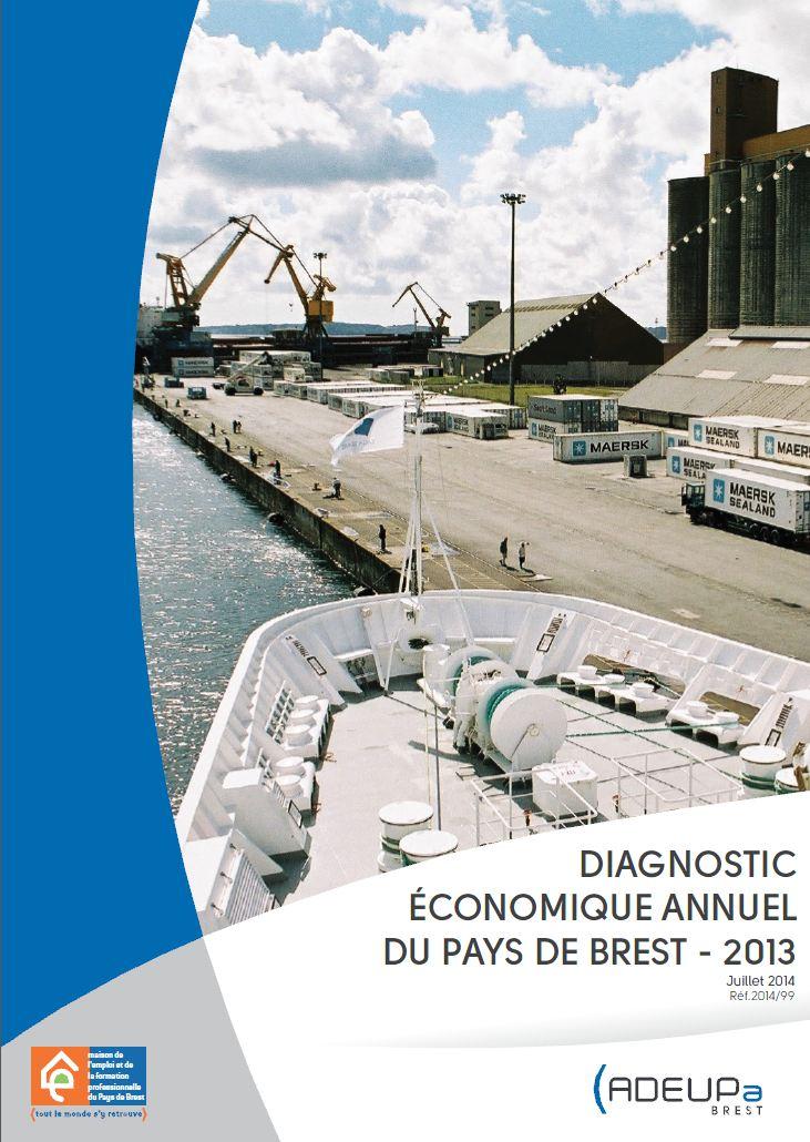 Diagnostic économique annuel du pays de Brest 2014