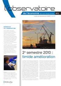 Observatoire de l'économie du pays de Brest N°112