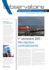 Observatoire de l'économie du pays de Brest N°113