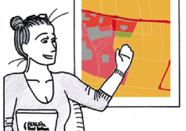 Observer l'occupation des sols pour guider les politiques d'aménagement (avec le MOS)