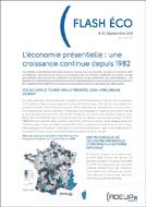 Flash Eco N°3 : L'économie présentielle : une croissance continue depuis 1982 (septembre 2011)